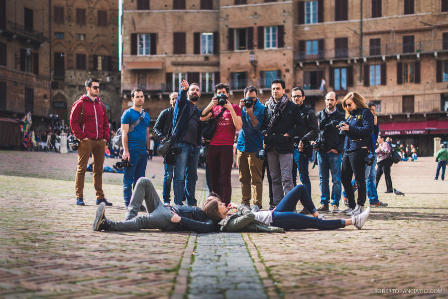 Sam Hurd Epic Workshop in Italy, Siena