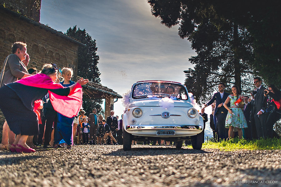 Wedding in Artimino Tuscany Roberto Panciatici Photography