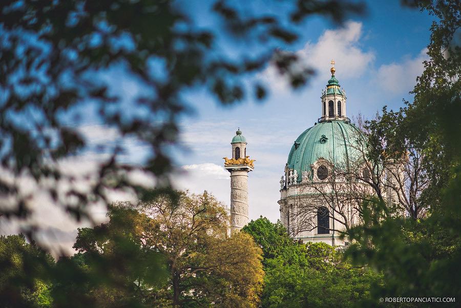 Engagement in Vienna