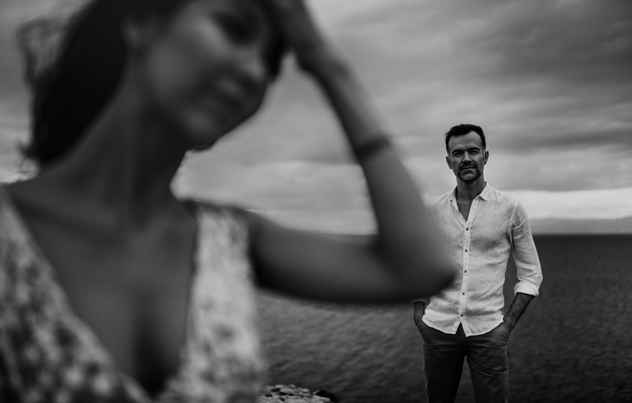Mallorca wedding photographer cap rocat hotel