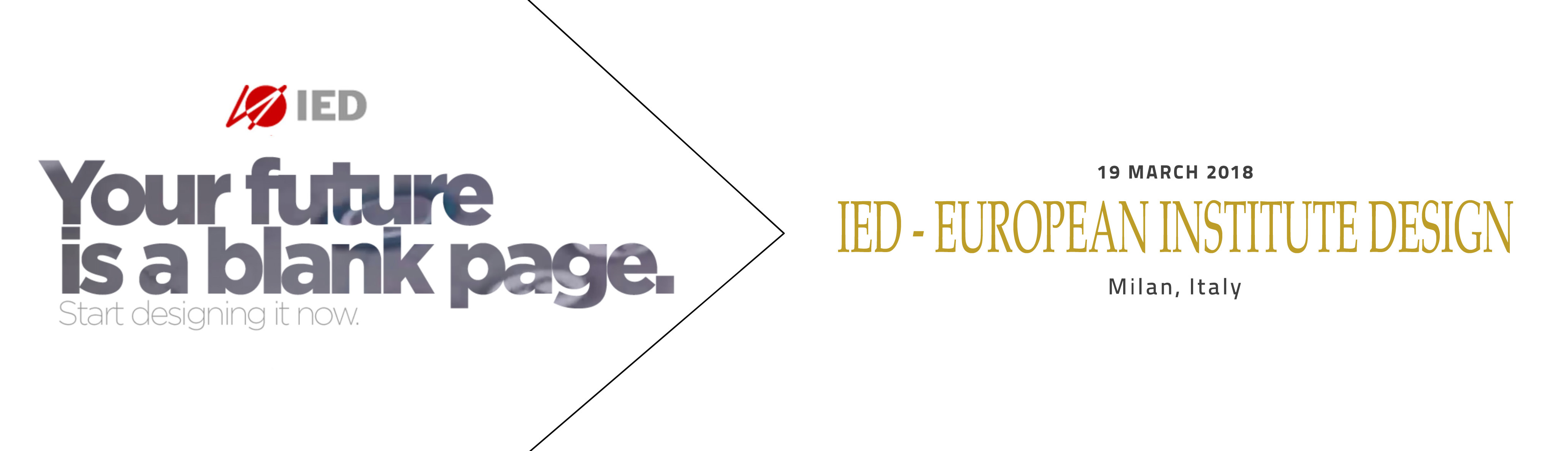 IED European Institute Design